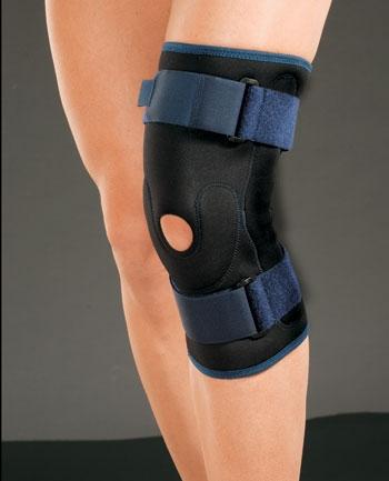 Ортез на коленный сустав неразъёмный Orlett RKN-202