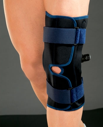 Ортез на коленный сустав разъёмный Orlett RKN-203