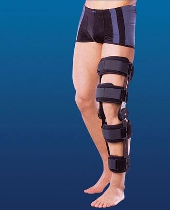 Ортез для регулируемой фиксации коленного сустава Orlett HKS-303