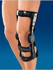 Ортез с двуосными шарнирами для регулируемой фиксации коленного сустава Orlett SO-303