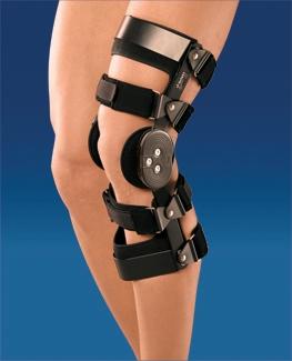 Ортез для регулируемой фиксации коленного сустава Orlett PO-303
