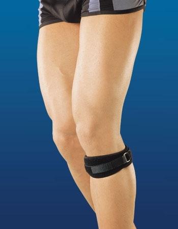 Бандаж на коленный сустав с фиксацией связочного аппарата и надколенника Orlett PKN-103