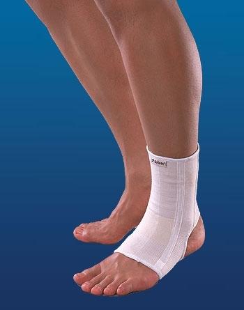 Бандаж на голеностопный сустав с рёбрами жесткости Orlett BAN-101(M)