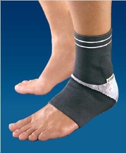 Ортез на голеностопный сустав и стопу Orlett AnkleFlex Silverline DAN-201
