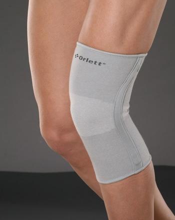 Бандаж на коленный сустав с рёбрами жесткости BIOCERAMIC Orlett SKN-103(M)