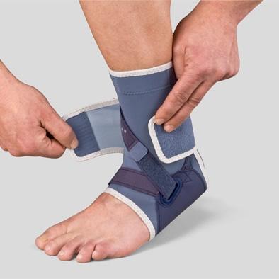 Ортез для голеностопного сустава и стопы реабилитационный регулируемый справоник препаратов лечения суставов
