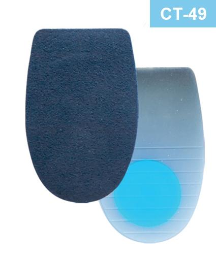 Подпяточники силиконовые с тканевым покрытием Тривес СТ-49