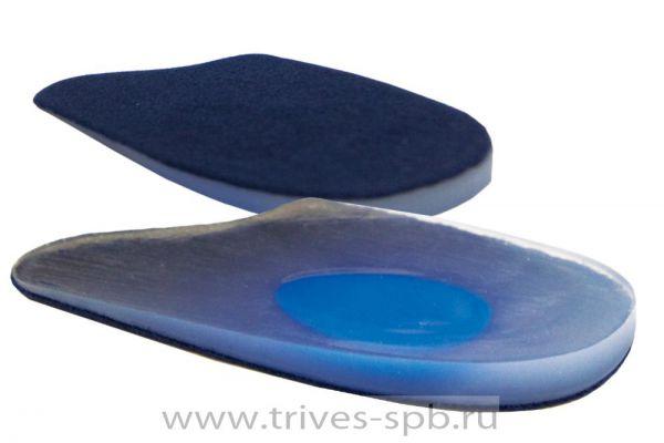 Подпяточник силиконовый, клиновидный, пара, Тривес СТ-61