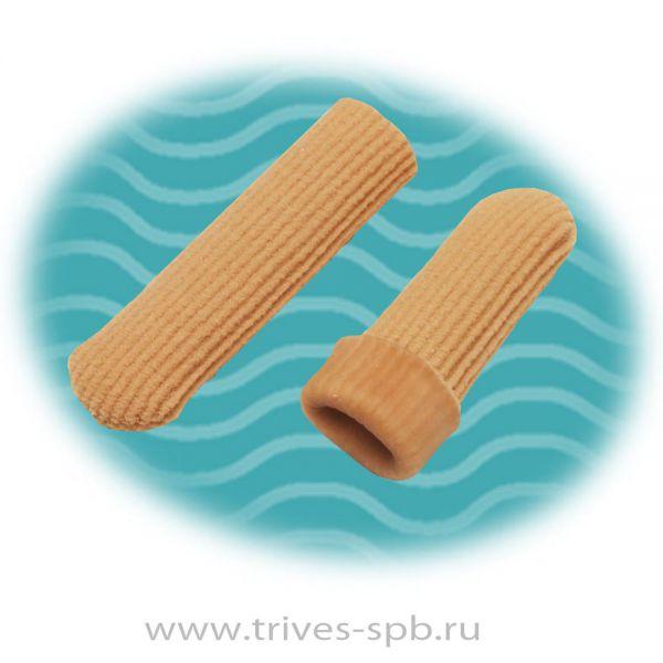 Колпачок тканевый с силиконом Тривес СТ-66