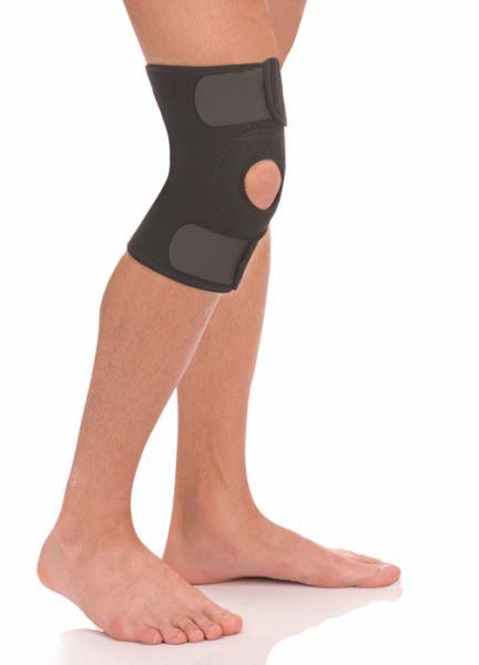 Бандаж на коленный сустав разъёмный из материала Coolmax Тривес Т-8511