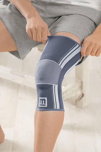 Бандаж на коленный сустав Medi Genumedi III на полное бедро с силиконовой резинкой
