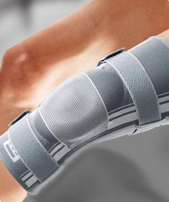 Бандаж на коленный сустав Medi Genumedi Plus с дополнительными ремнями