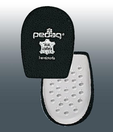 Подпяточник ортопедический при разнице длины ног 3-6 мм PEDAQ PERFECT BLACK