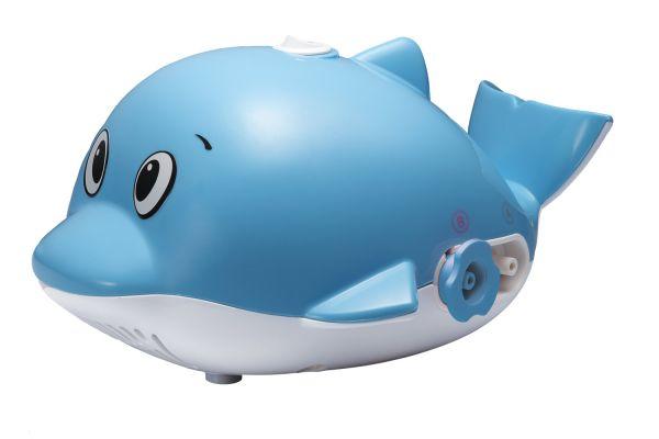 """Ингалятор компрессорный Babybelle BBN04 """"Дельфин"""" с функцией промывания носовых ходов"""