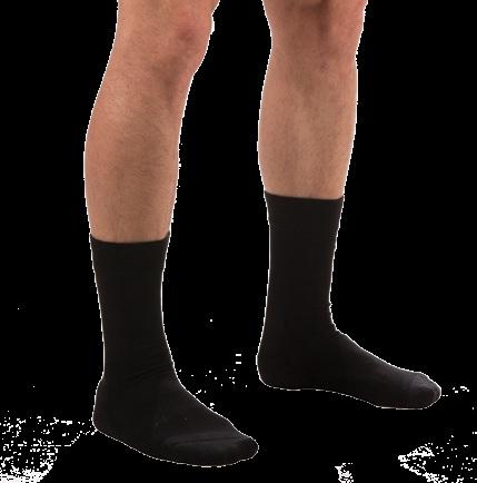 Носки защитные мужские для диабетиков Protect it Dress/Casual СТ-81