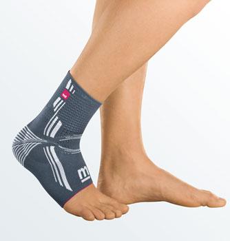 Бандаж на голеностопный сустав с силиконовыми вкладышами Medi Levamed