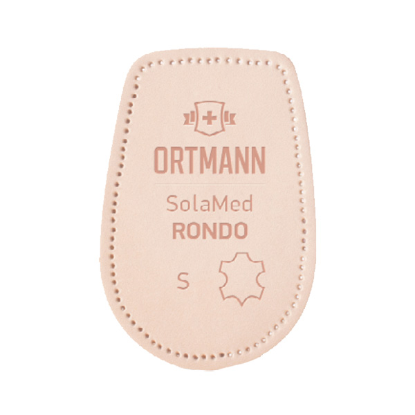 Подпяточники ортопедические клиновидные Ortmann SolaMed RONDO