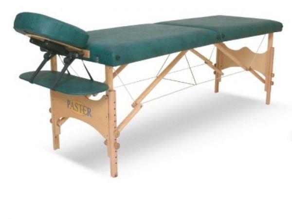 Стол массажный портативный складной с чехлом для переноски и опорой для рук СМПС №1, арт.044301