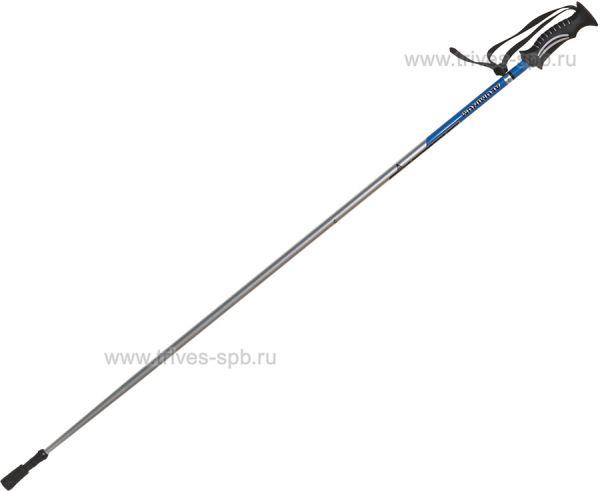 Палки для скандинавской ходьбы монолитные Trives TS-101