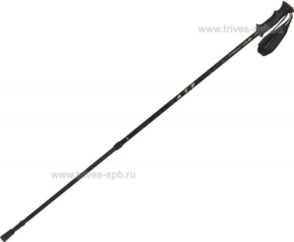 Палки для скандинавской ходьбы телескопические двухсекционные Trives TS-201