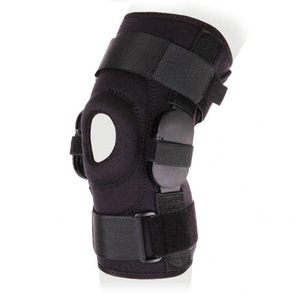 Ортез на коленный сустав разъёмный с регулировкой угла сгибания Ttoman KS-RPA
